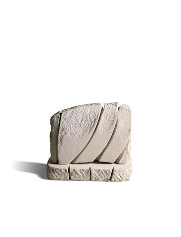 Kim Lim (1936-1997) Untitled Relief