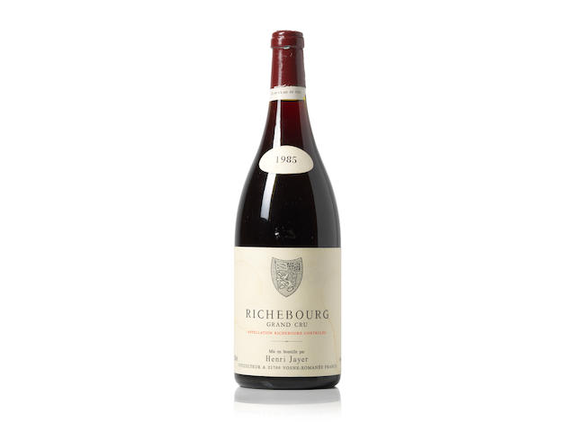 Richebourg 1985, Domaine Henri Jayer (1 magnum)
