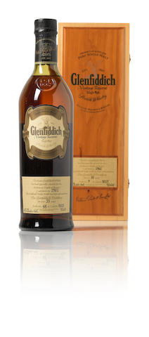 Glenfiddich-1961-35 year old-#9015