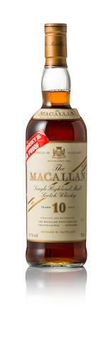 Macallan 100 Proof-10 year old