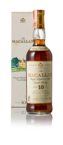 Macallan-10 year old