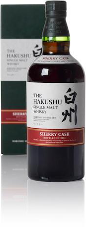 白洲 Hakushu Sherry Cask-2014