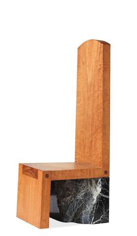 Susumu Koshimizu B. 1944, 小清水漸 Queen's Chair