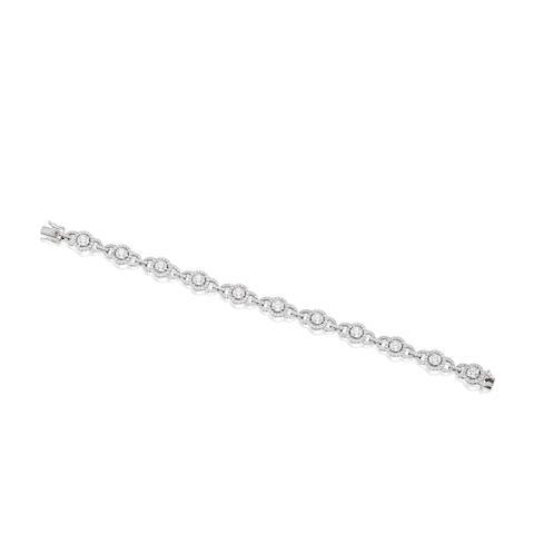 A Diamond Bracelet, by Alexander Laut