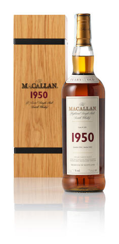 Macallan Fine & Rare-1950-52 year old