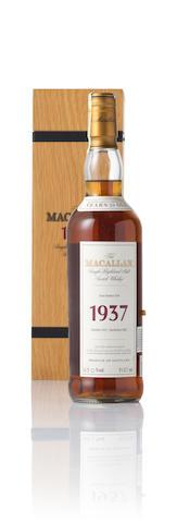 Macallan Fine & Rare-1937-37 year old