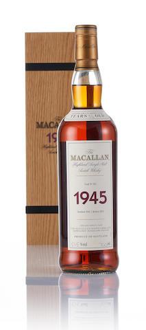 Macallan Fine & Rare-1945-56 year old