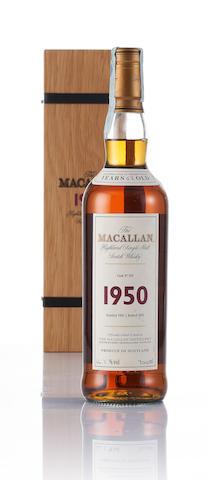 Macallan Fine & Rare-1950-52 year old