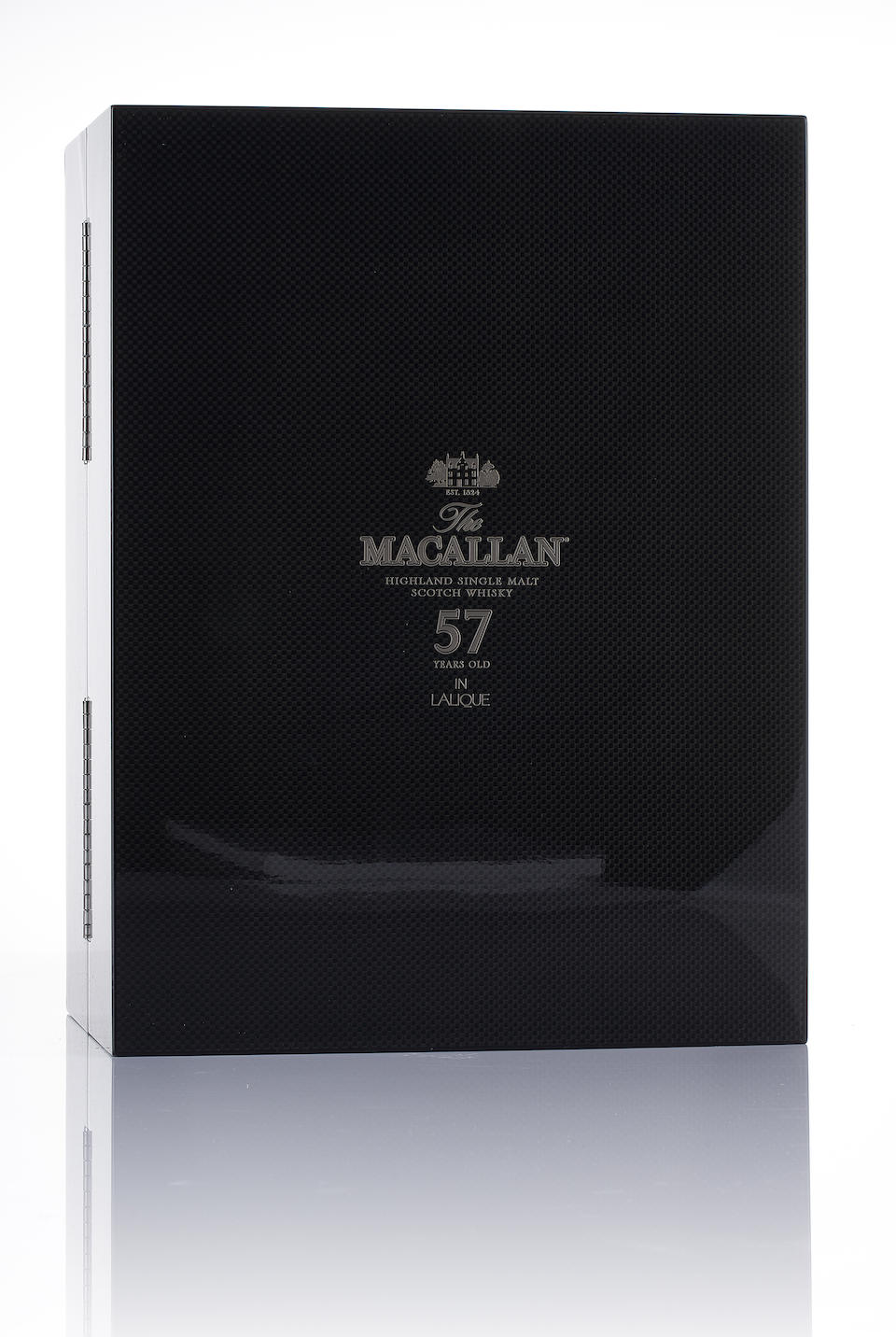 Macallan Lalique-57 year old