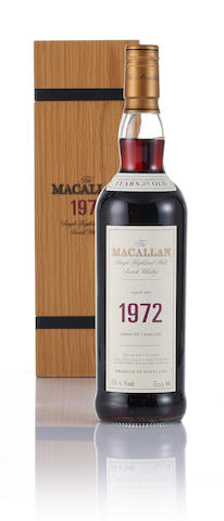 Macallan Fine & Rare-1972-29 year old
