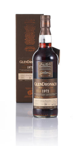 Glendronach-1972-39 year old-#712