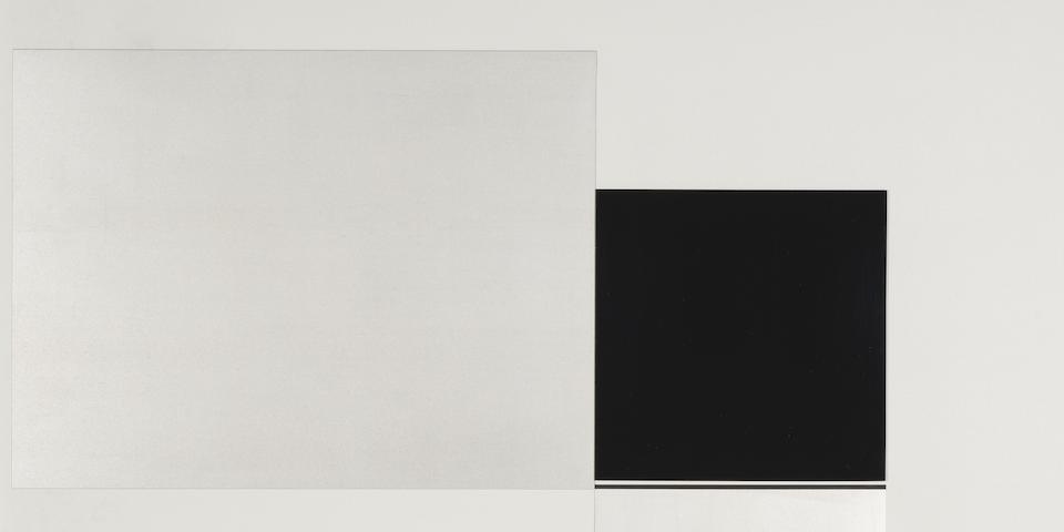 Richard Lin (British, 1933-2011), (Lin Show-Yu)  林壽宇 1.3.1964 - Painting Relief  1964