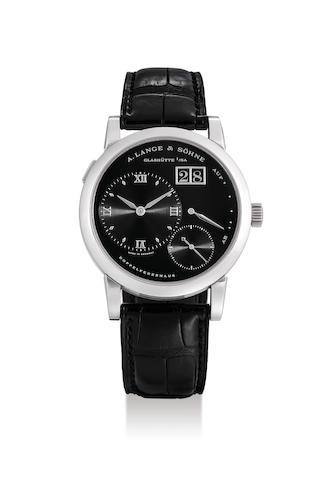 A. Lange & Söhne, A Platinum Wristwatch, No. 101.035-128298
