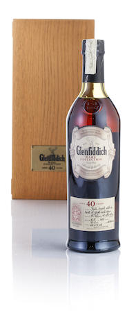 Glenfiddich-40 year old