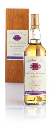 Highland Park-1990-25 year old-#3956