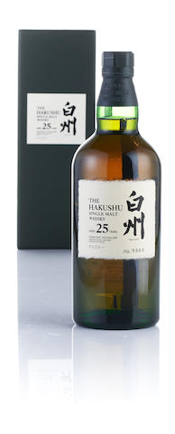 白州 Hakushu-25 year old
