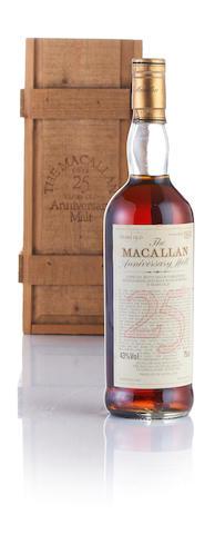Macallan Anniversary-1967-25 year old