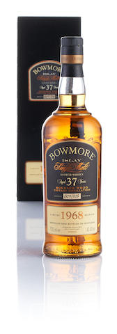 Bowmore-1968-37 year old