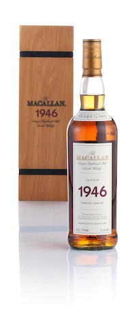 Macallan Fine & Rare-1946-56 year old