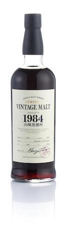 山崎 Yamazaki Vintage Malt-1984
