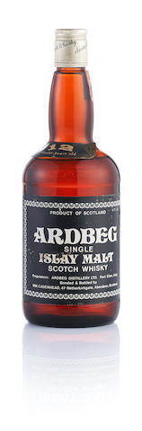 Ardbeg-12 year old