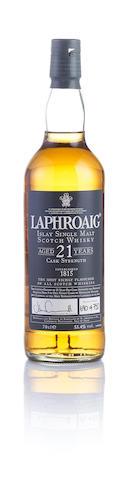 Laphroaig-21 year old