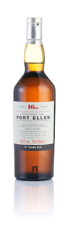 Port Ellen-16th Annual Release-1978-37 year old