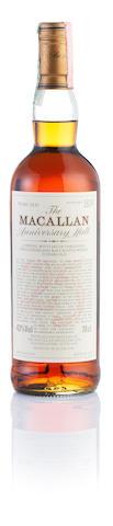Macallan Anniversary-1974-25 year old