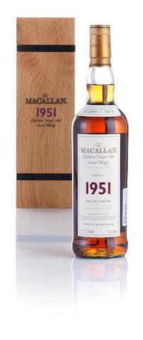 Macallan Fine & Rare-1951-51 year old