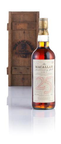 Macallan Anniversary-1958-25 year old