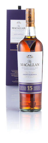 Macallan Gran Reserva-15 year old