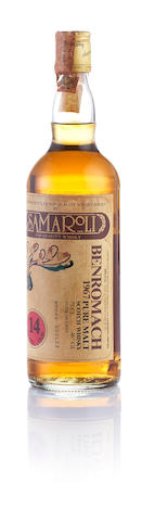 Benromach-Flower-1967-14 year old