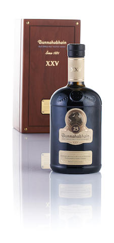 Bunnahabhain XXV-25 year old