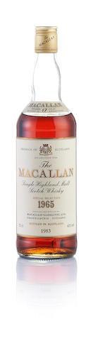 Macallan-1965-17 year old