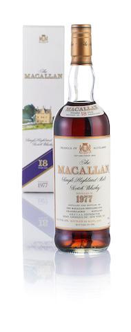 Macallan-1977-18 year old