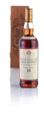 Macallan Gran Reserva-1980