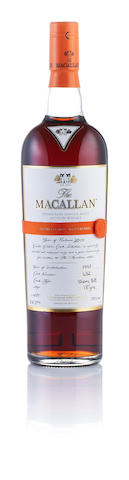 Macallan Easter Elchies-2010 Release