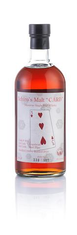 Hanyu Ichiro's Malt-3 of Hearts