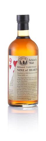 Hanyu Ichiro's Malt-9 of Hearts