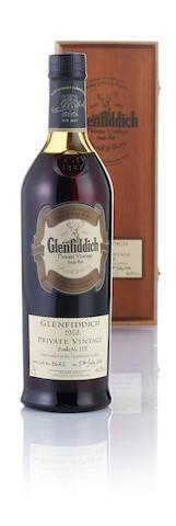 Glenfiddich Private Vintage-1958-#8642