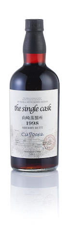 山崎 Yamazaki Owner's Cask-1998-#CU70062