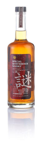 Suntory-Special Mysterious Whisky-謎-15 year Old