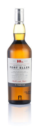 Port Ellen-10th Annual Release-1978-31 year old
