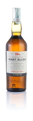 Port Ellen-11th Annual Release-1979-32 year old