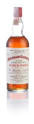 Macallan-Glenlivet-1940-37 year old