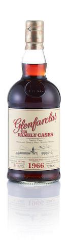 Glenfarclas Family Cask-1966-45 year old-#4186