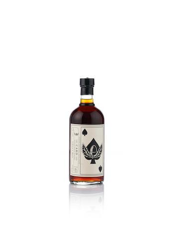 Hanyu Ichiro's Malt-Ace of Spades